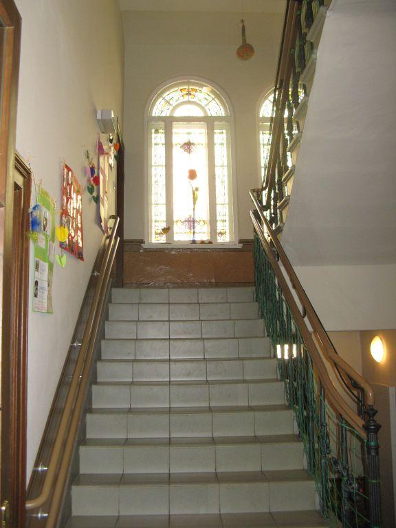 Treppenhaus klein